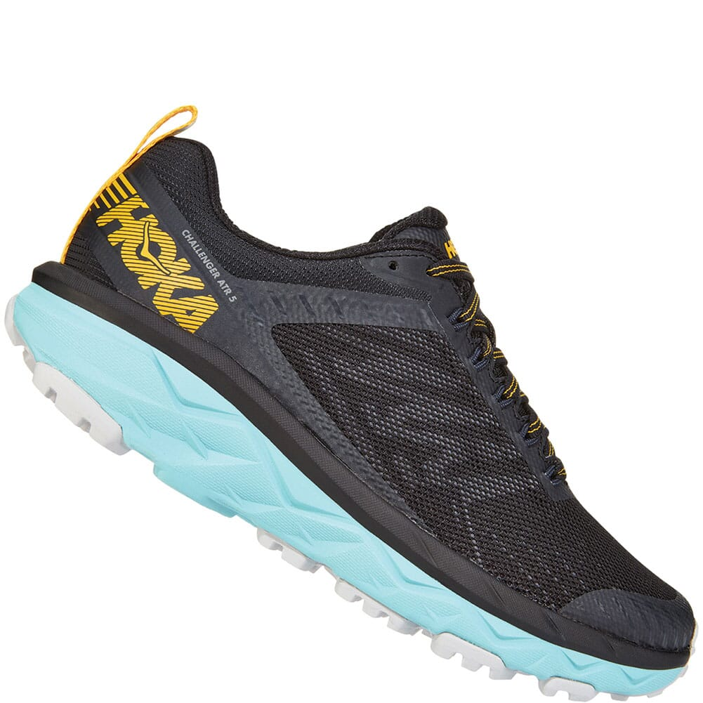 1104094-AASN Hoka One One Women's Challenger ATR 5 Running Shoes - Anthracite/An
