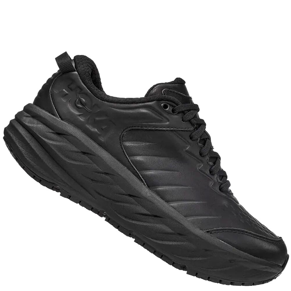 1110521-BBLC Hoka One One Women's Bondi SR Running Shoes - Black