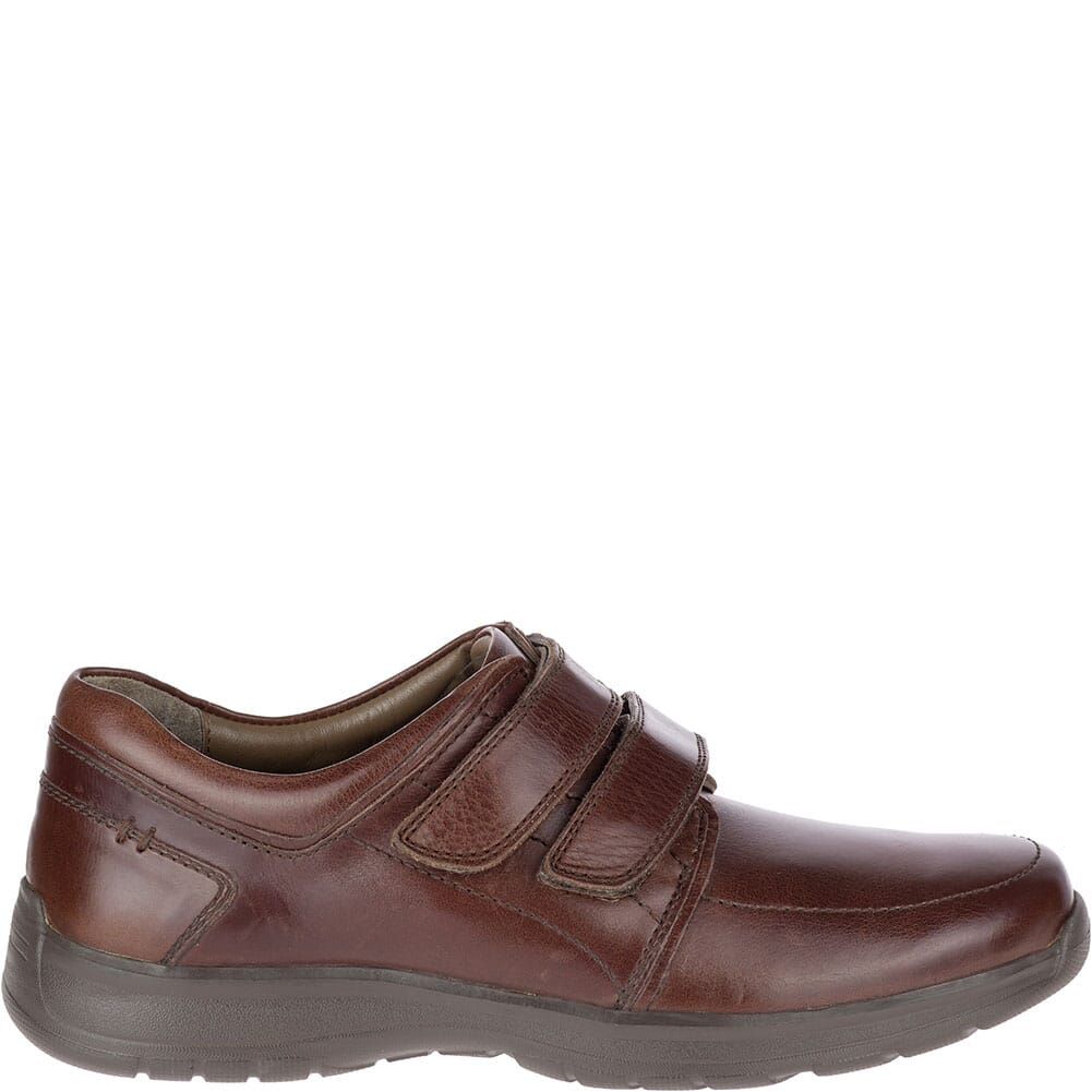 Hush Puppies Men's Luthar Henson Casual Shoes - Dark Brown