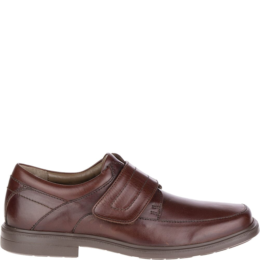 Hush Puppies Men's Peri Hopper Casual Shoes - Dark Brown
