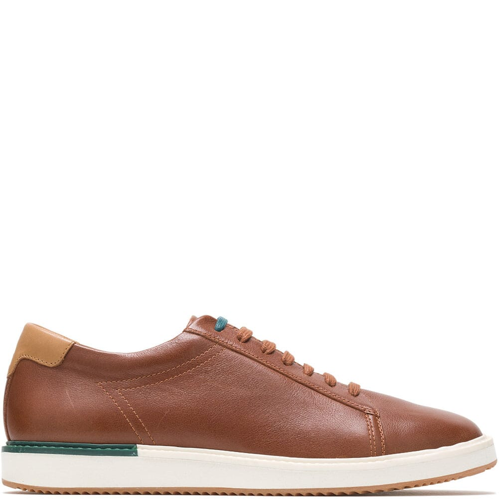 Hush Puppies Men's Heath Casual Shoes - Cognac