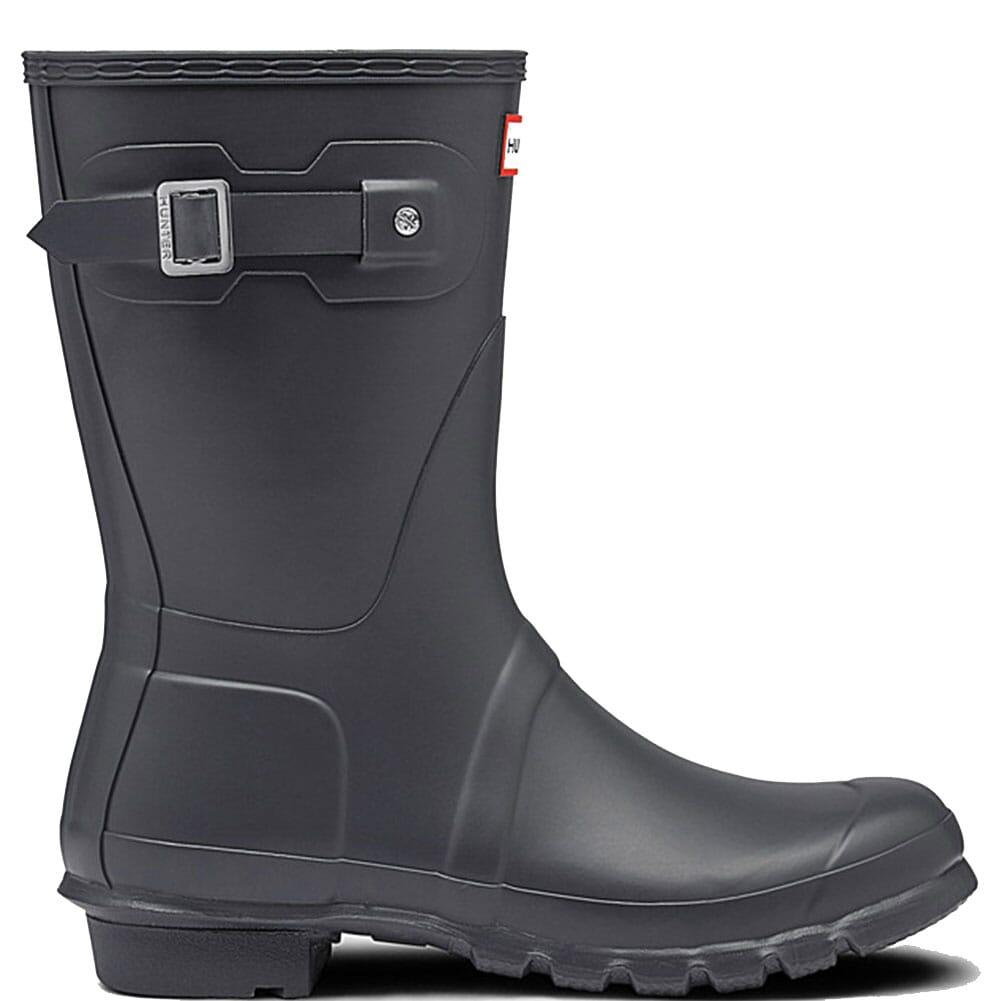 Hunter Women's Original Short Rain Boots - Dark Slate