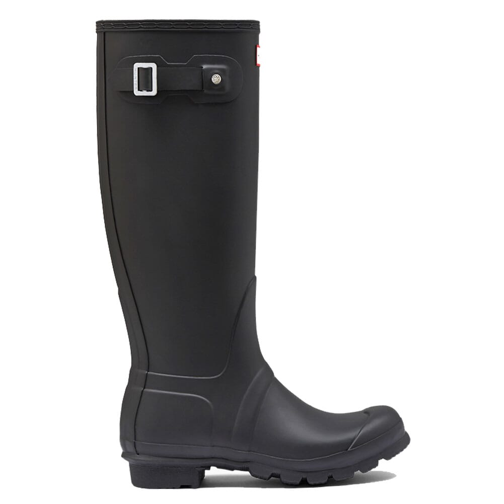 Hunter Women's Original Tall Rain Boots - Black