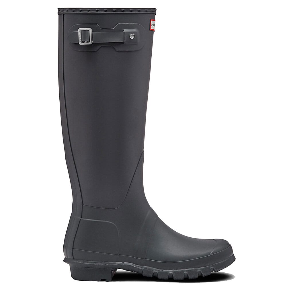 Hunter Women's Original Tall Rain Boots - Dark Slate