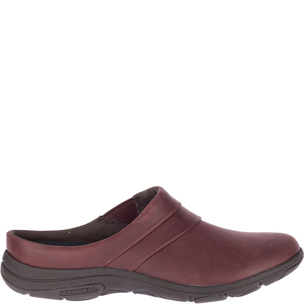 Merrell Women's Dassie Stitch Casual Slides - Raisin