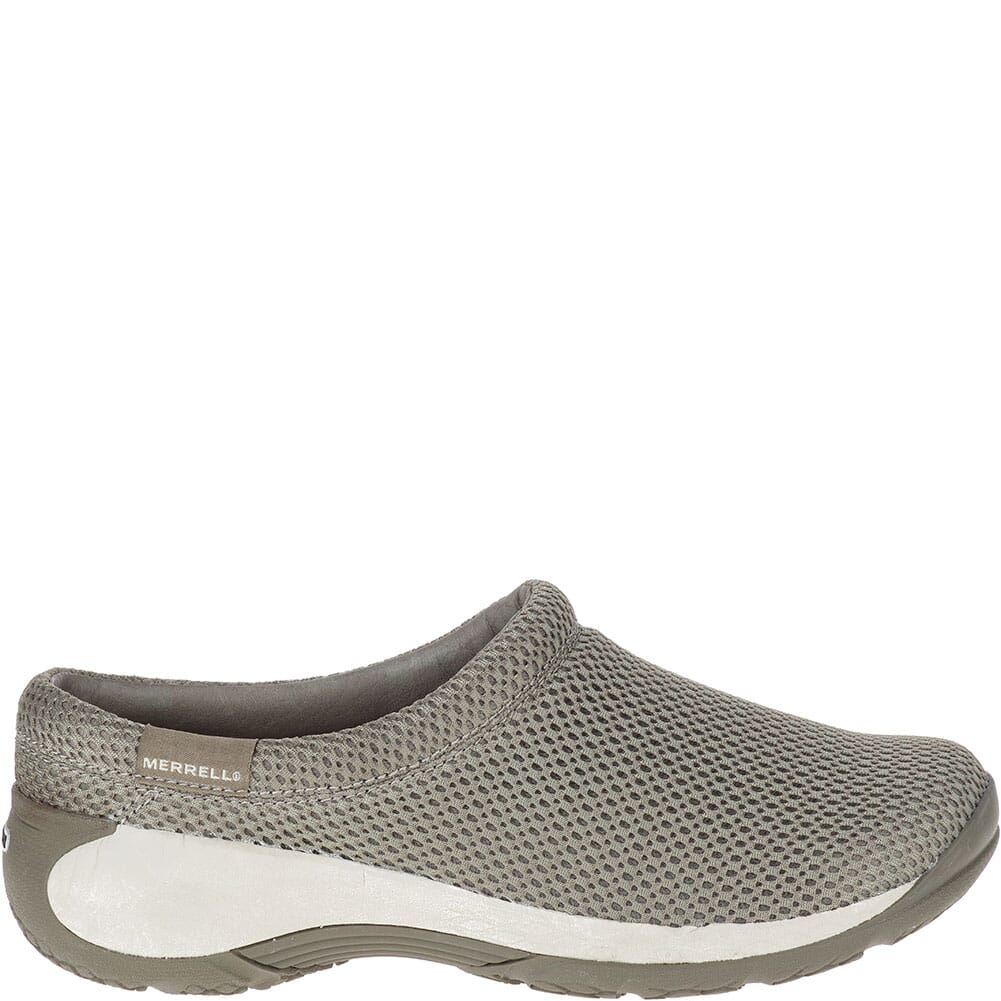 Merrell Women's Encore Q2 Breeze Wide Casual Slides - Aluminum
