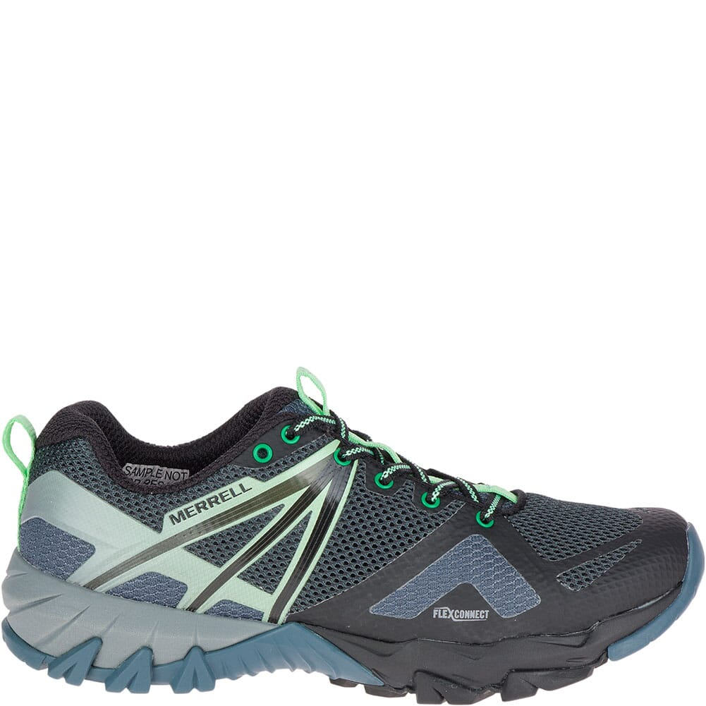 Merrell Women's MQM Flex Athletic Shoes - Grey/Black