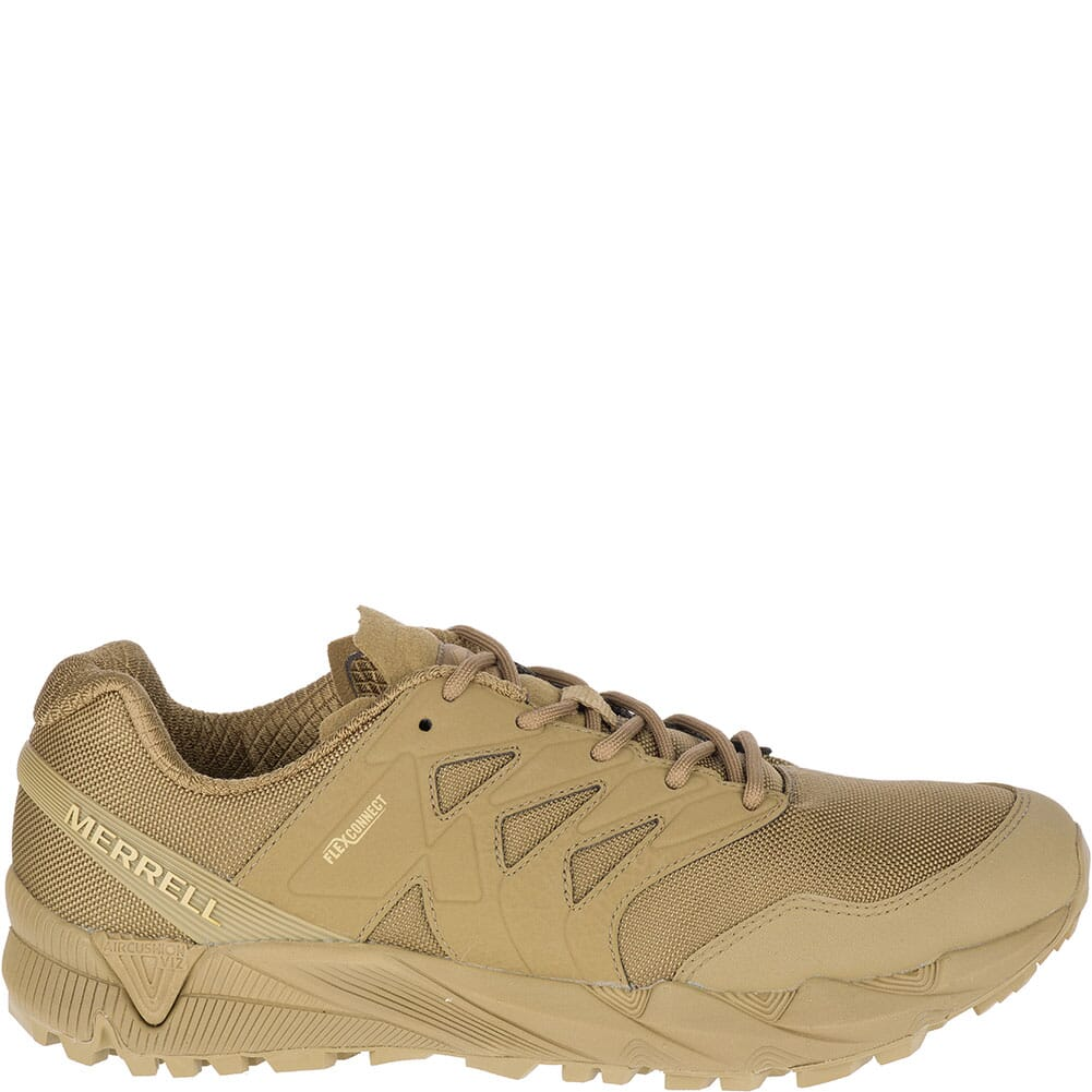 Merrell Women's Agility Peak Tactical Shoes - Coyote