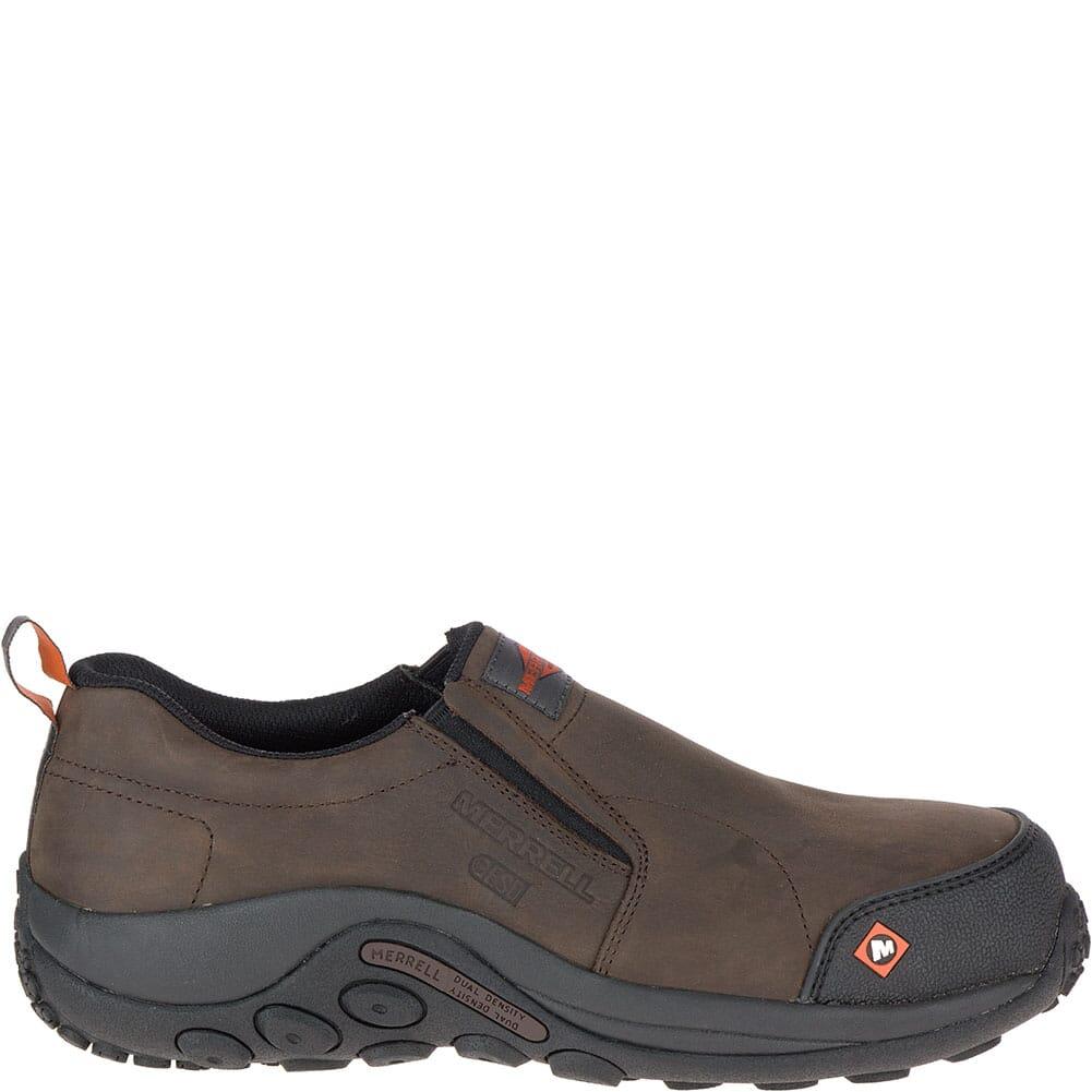 Merrell Men's Jungle Moc ESD Safety Shoes - Espresso
