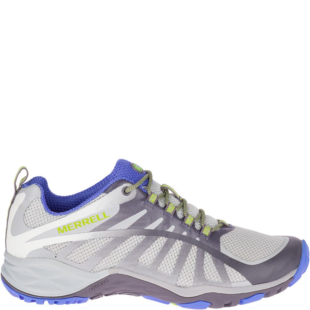 Merrell Women's Siren Edge Q2 Hiking Shoes - Vapor