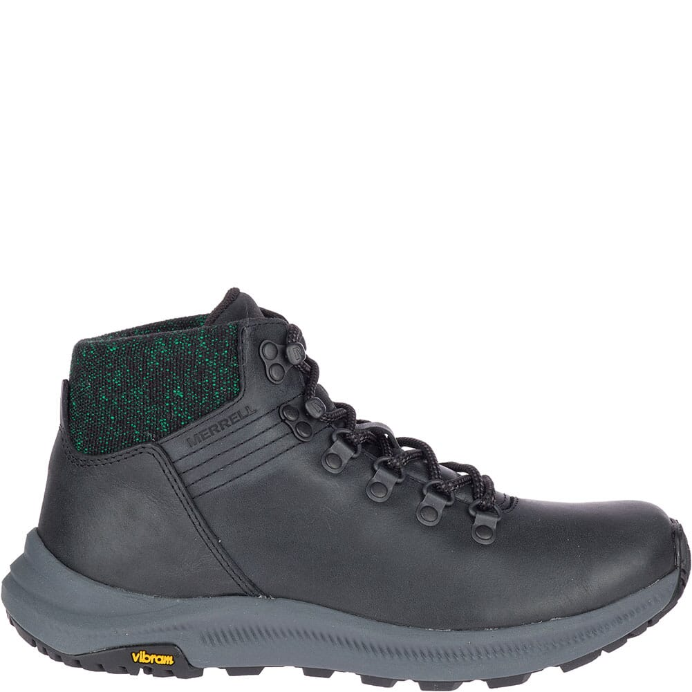 Merrell Women's Ontario Mid Hiking Boots - Black