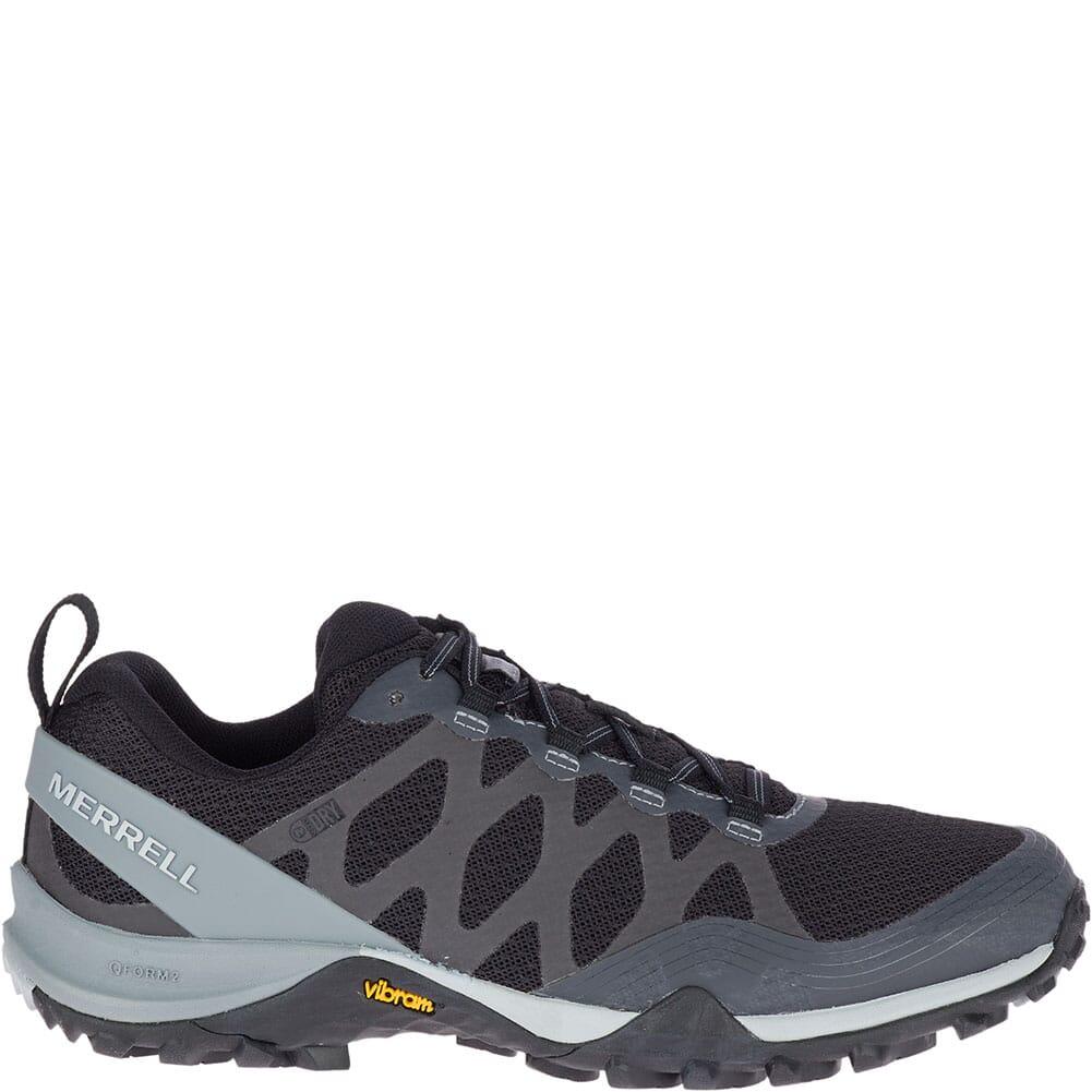 Merrell Women's Siren 3 WP Hiking Shoes - Black