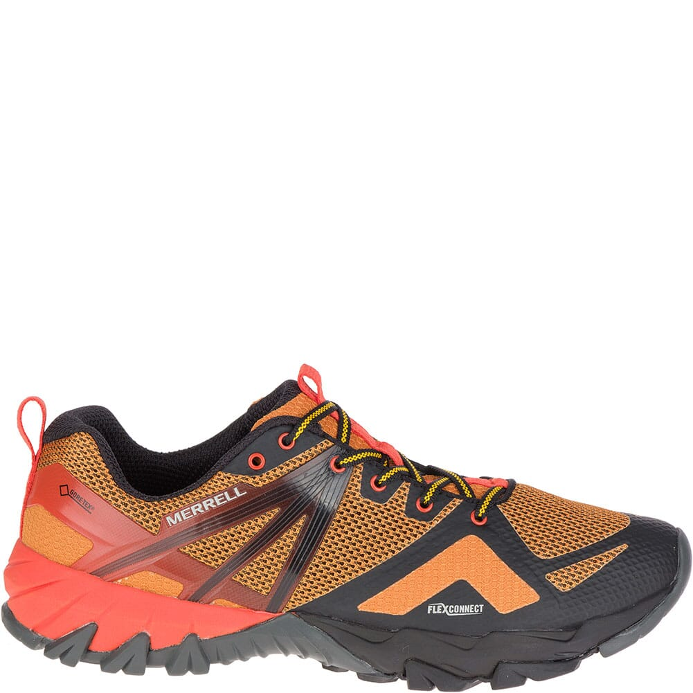 Merrell Men's MQM Flex GTX Athletic Shoes - Old Gold