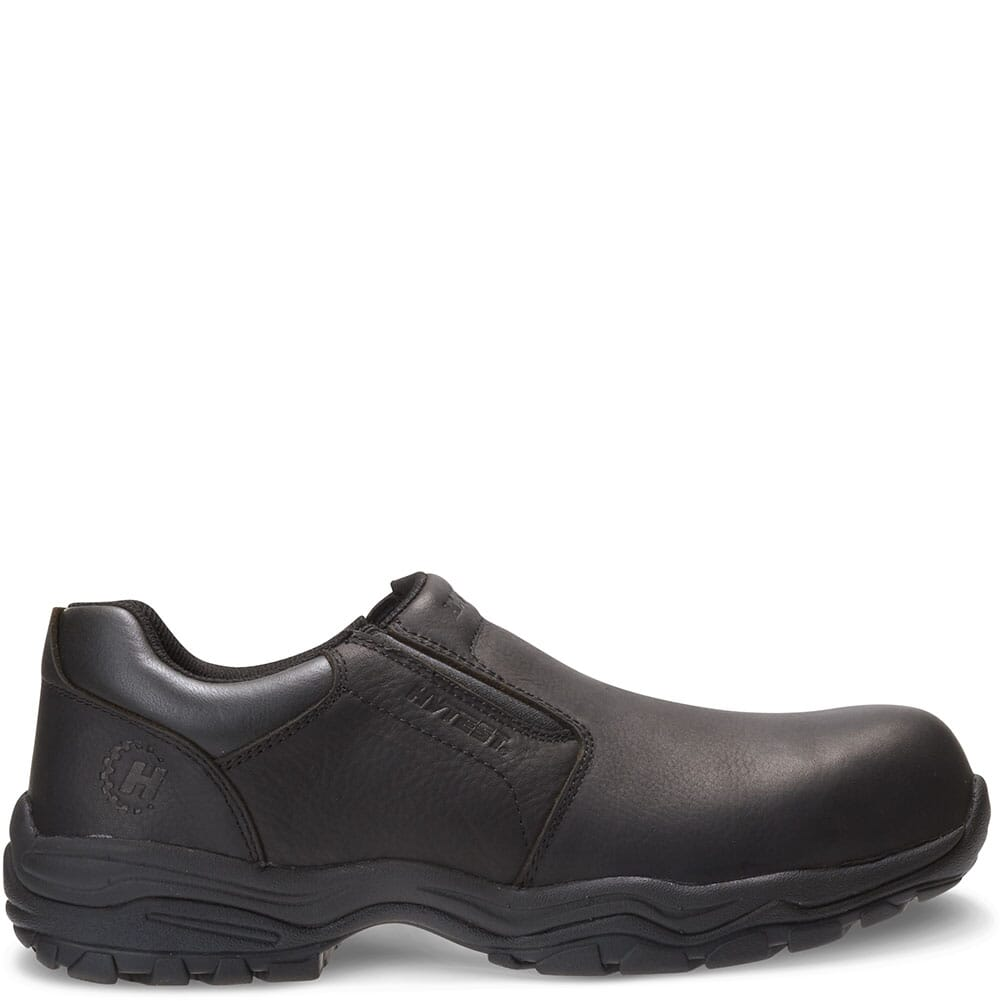 Hytest Men's Avery Slip On Shoes - Black