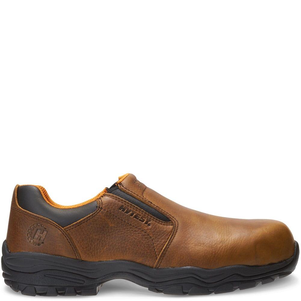 Hytest Men's Avery Slip On Shoes - Brown