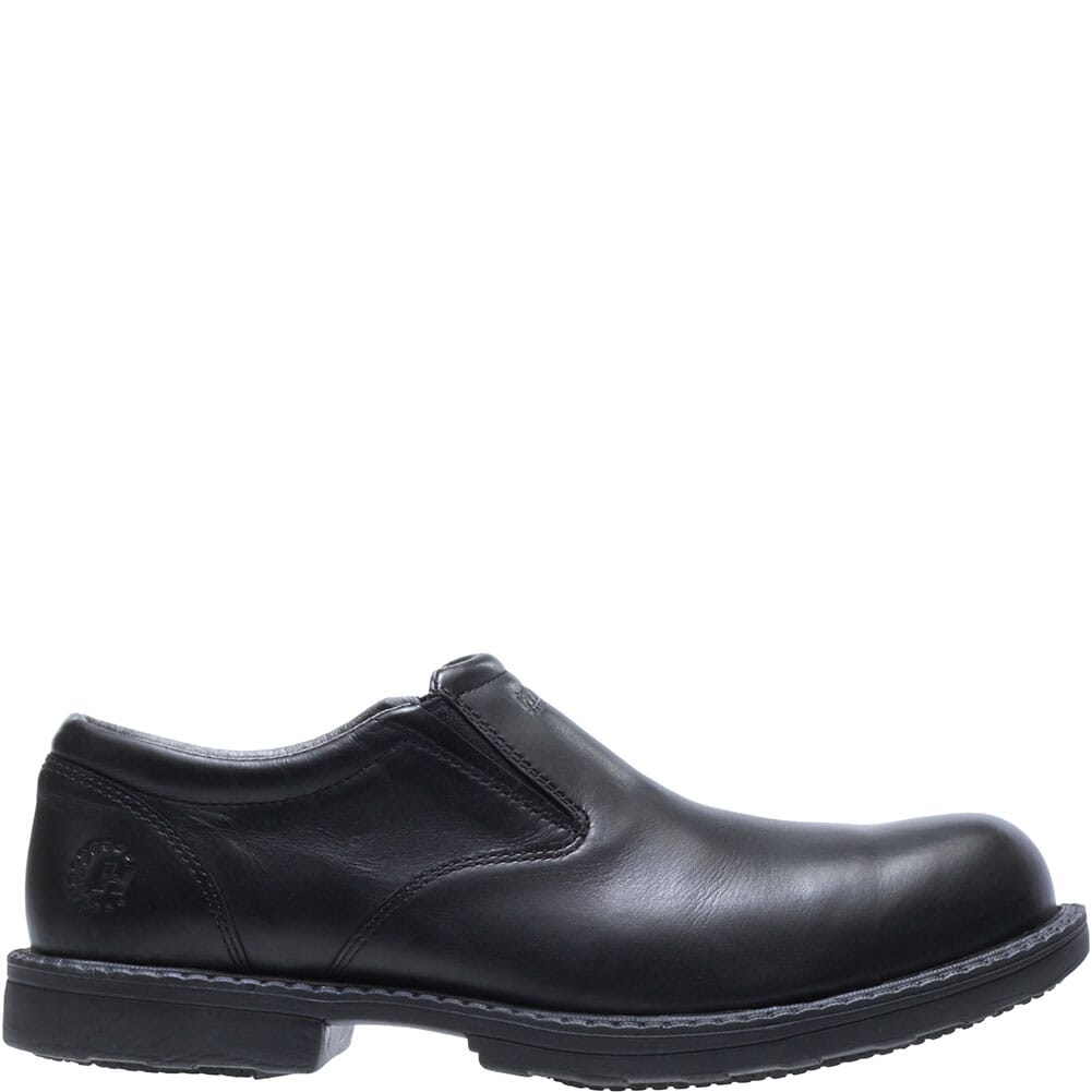 Hytest MenΓò₧s Bradford Safety Slip On - Black