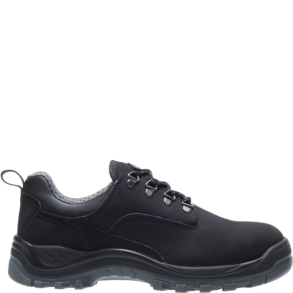 HyTest Men's Lithium Safety Shoes - Black