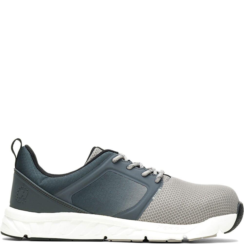 Hytest Men's Alastor XERGY Safety Shoes - Grey Fade