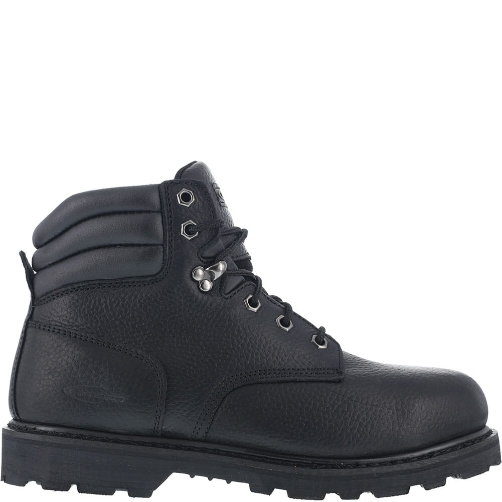 Knapp Men's Backhoe Safety Boots - Black