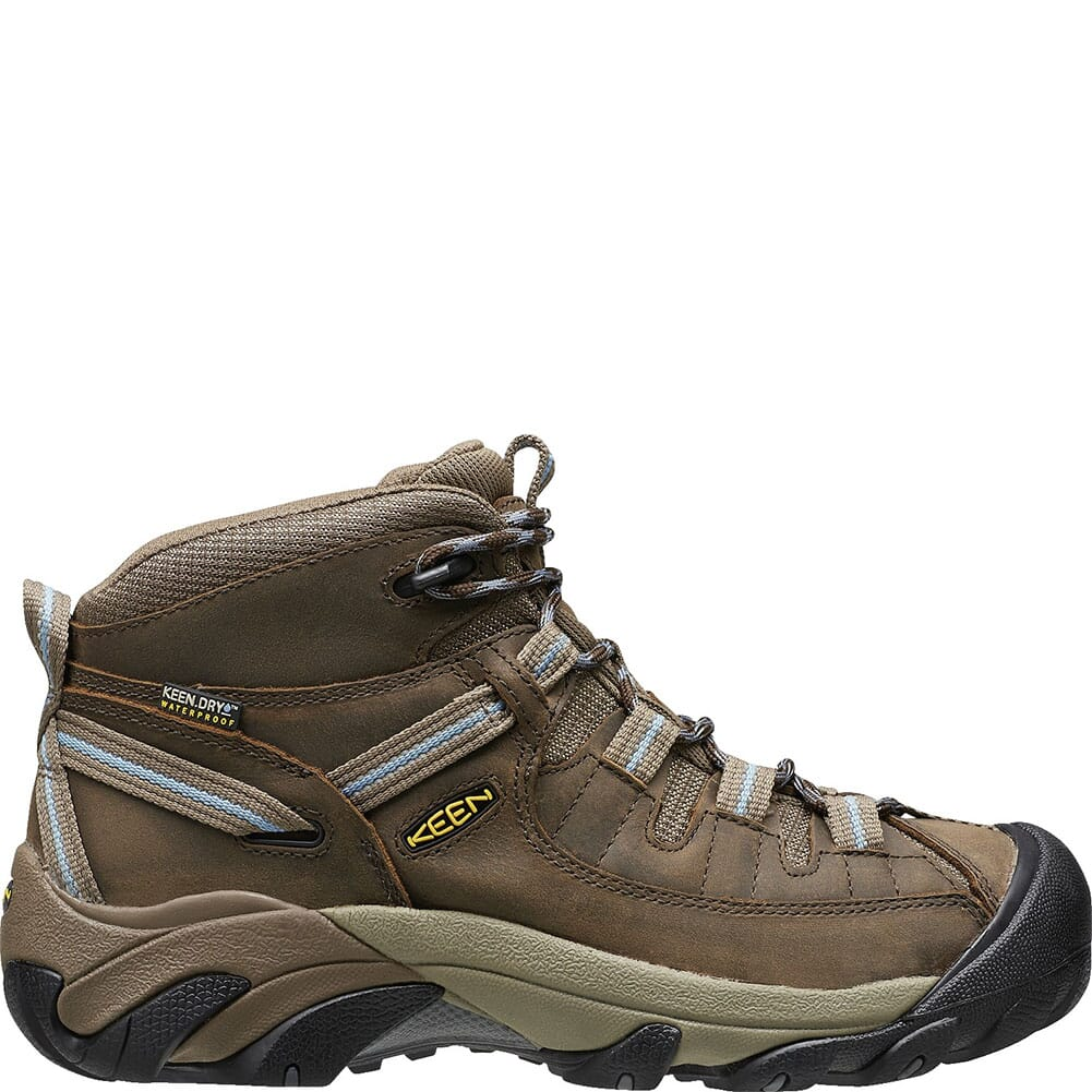 KEEN Women's Targhee II Mid Hiking Boots - Brown