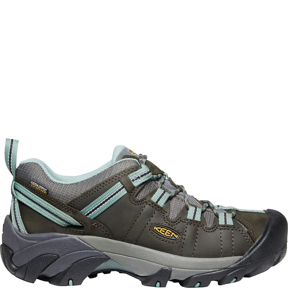 KEEN Women's Targhee II Hiking Shoes - Black Olive