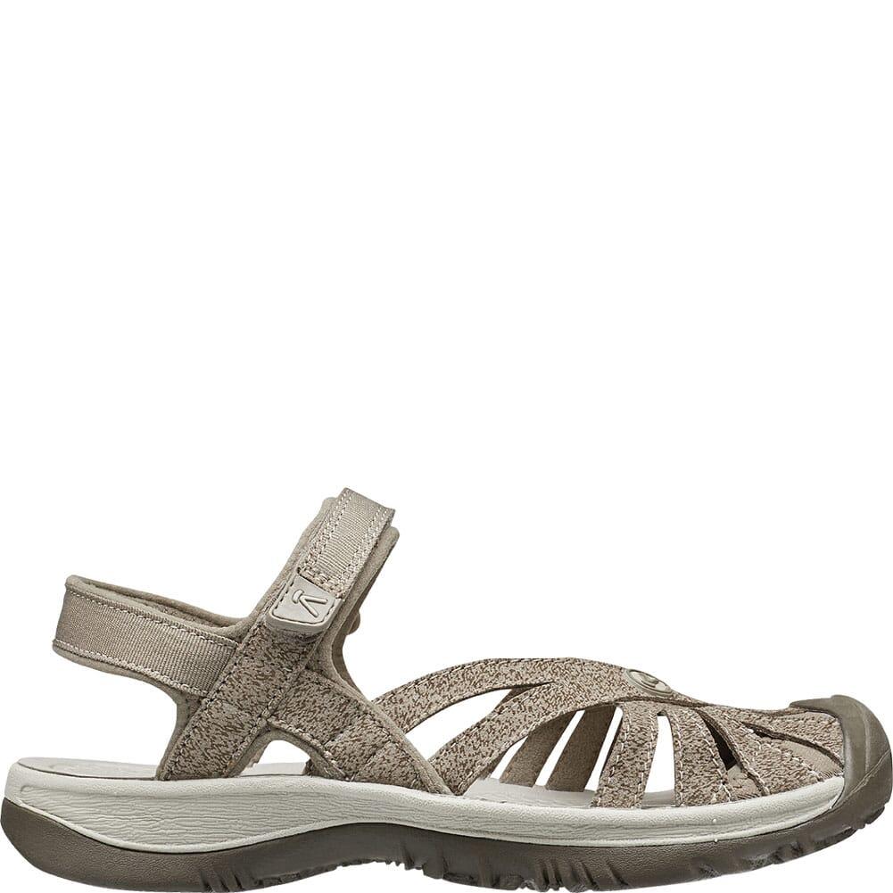 1016729 KEEN Women's Rose Sandals - Brindle/Shitake
