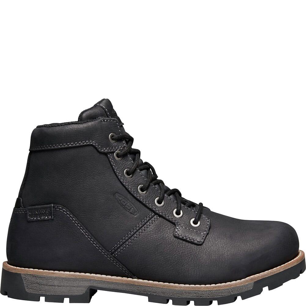 KEEN Utility Men's Seattle Safety Boots - Black/Gargoyle