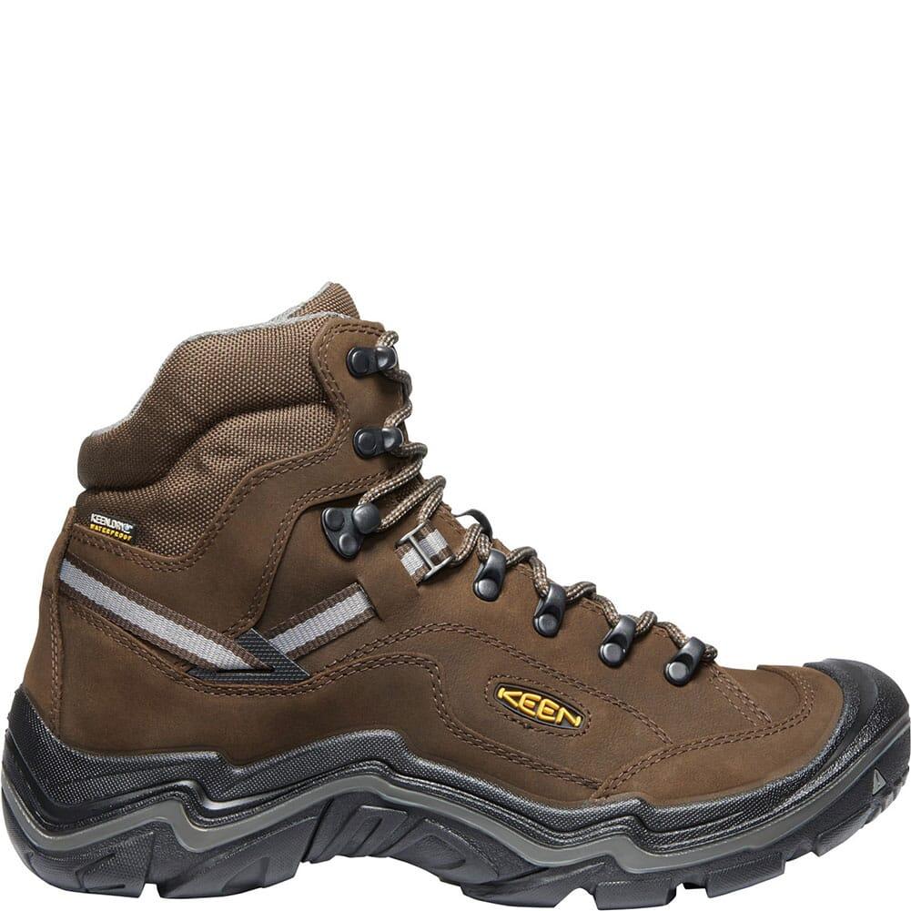 KEEN Men's Durand II Mid WP Hiking Boots - Cascade Brown