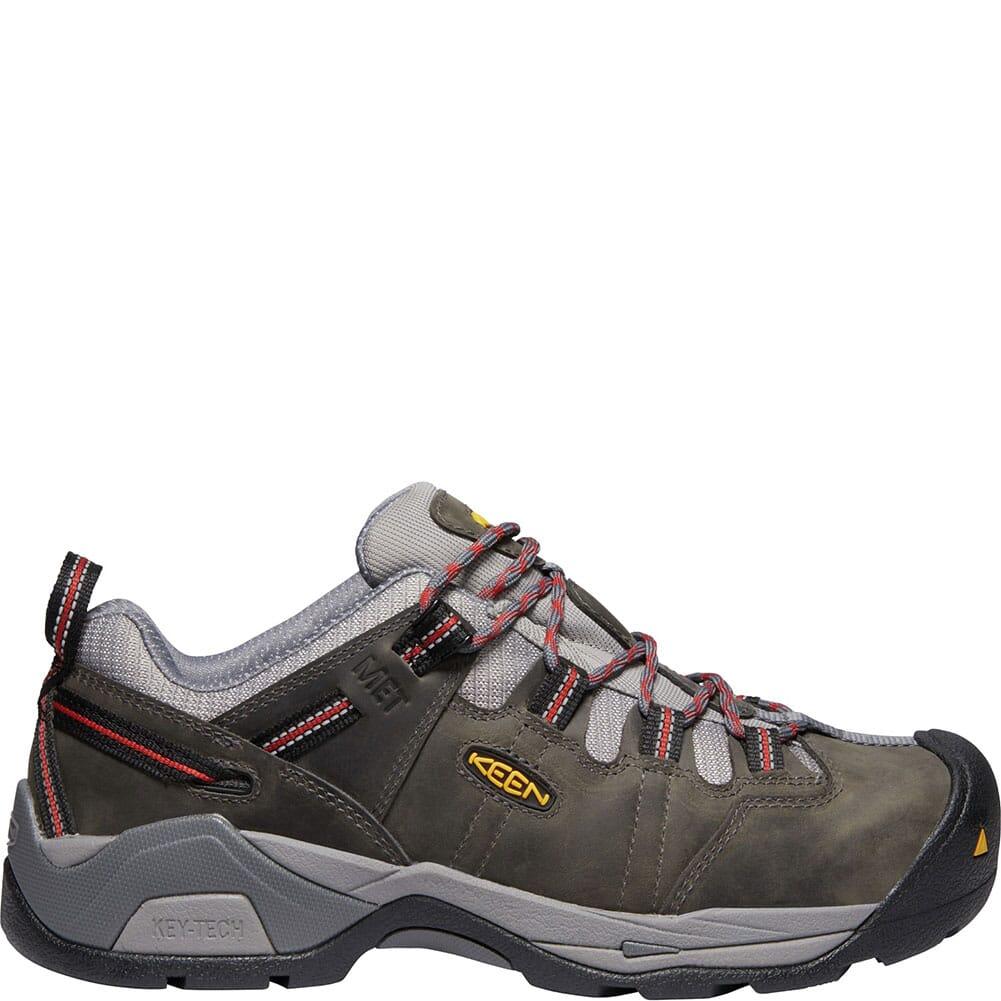 KEEN Utility Men's Detroit XT Met Safety Shoes - Steel Grey