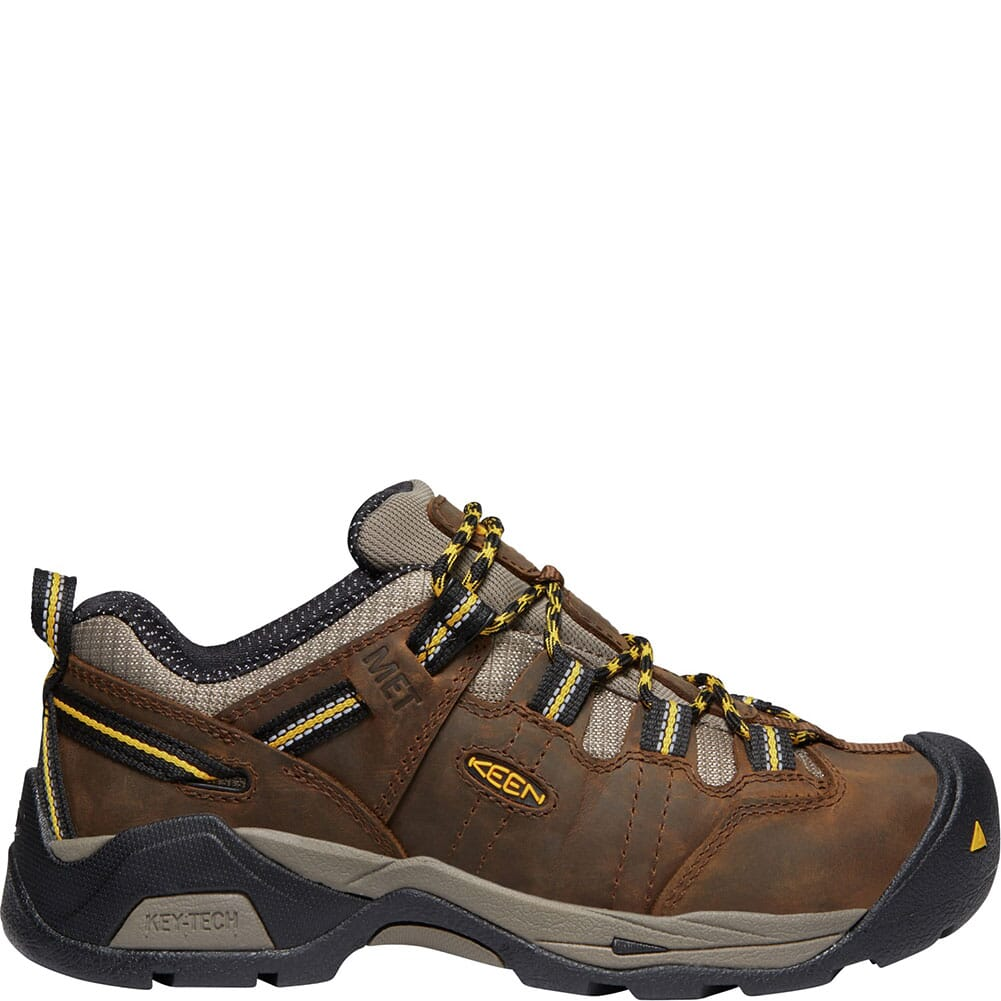 KEEN Utility Women's Detroit XT Met Safety Shoes - Cascade Brow