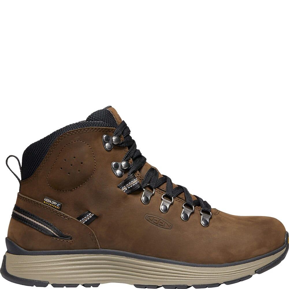 KEEN Men's Manchester WP Work Boots - Cascade Brown/Brindle