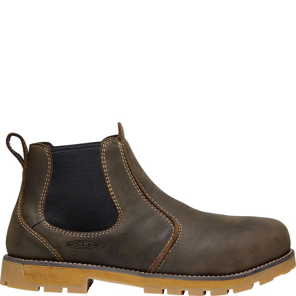 KEEN Men's Seattle Romeo Safety Boots - Cascade Brown/Gum