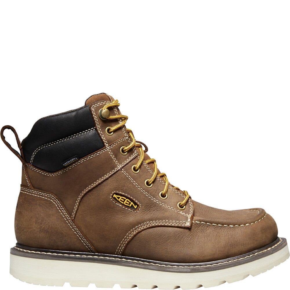 1023223 KEEN Utility Men's Cincinnati WP Work Boots - Belgian/Sandshell