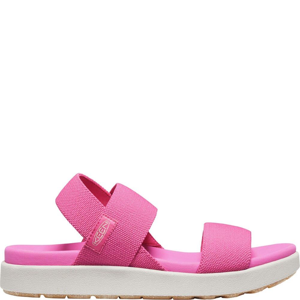 1024716 KEEN Women's Elle Backstrap Sandals - Pink Peacock/Vapor