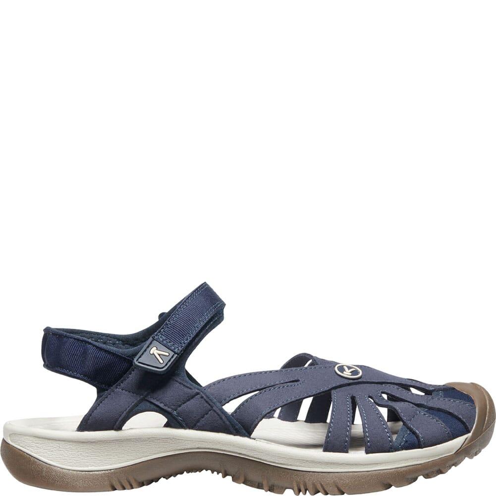 1025126 KEEN Women's Rose Casual Sandals - Navy