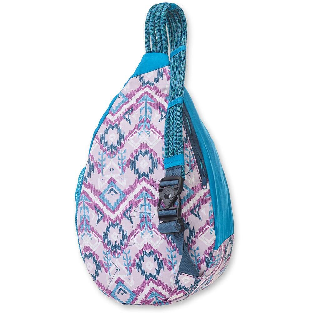 Kavu Women's Paxton Pack Rope Bag - Purple Ikat
