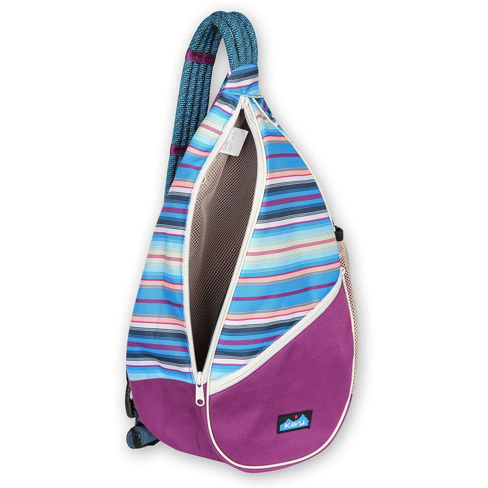 870-1382 Kavu Women's Paxton Pack Rope Bag - Playa Stripe