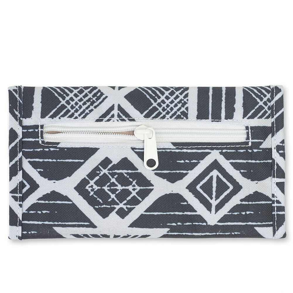 Kavu Women's Mondo Spender Wallet - Carbon Tribal