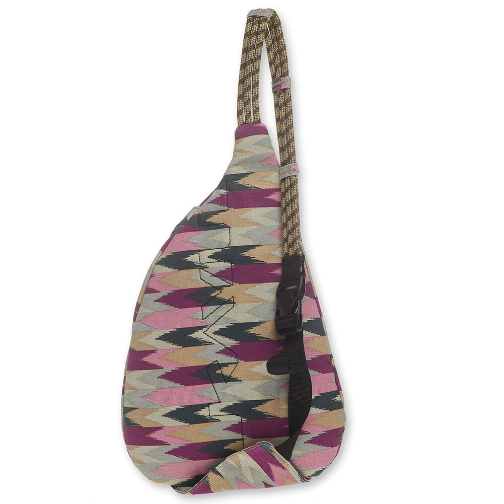 Kavu Women's Mini Rope Bag - Berry Palette