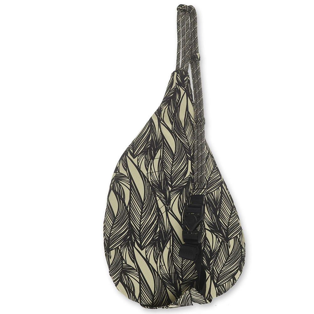 Kavu Women's Mini Rope Bag - Ink Leaf
