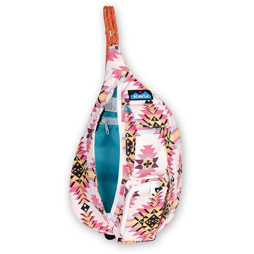 9150-1387 Kavu Women's Mini Rope Bag - Mojave Dusk