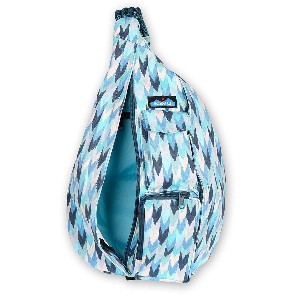 923-1383 Kavu Women's Rope Bag - Blue Palette