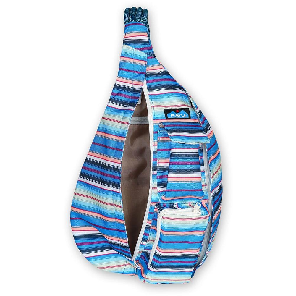 944-1382 Kavu Women's Rope Sling Bag - Playa Stripe