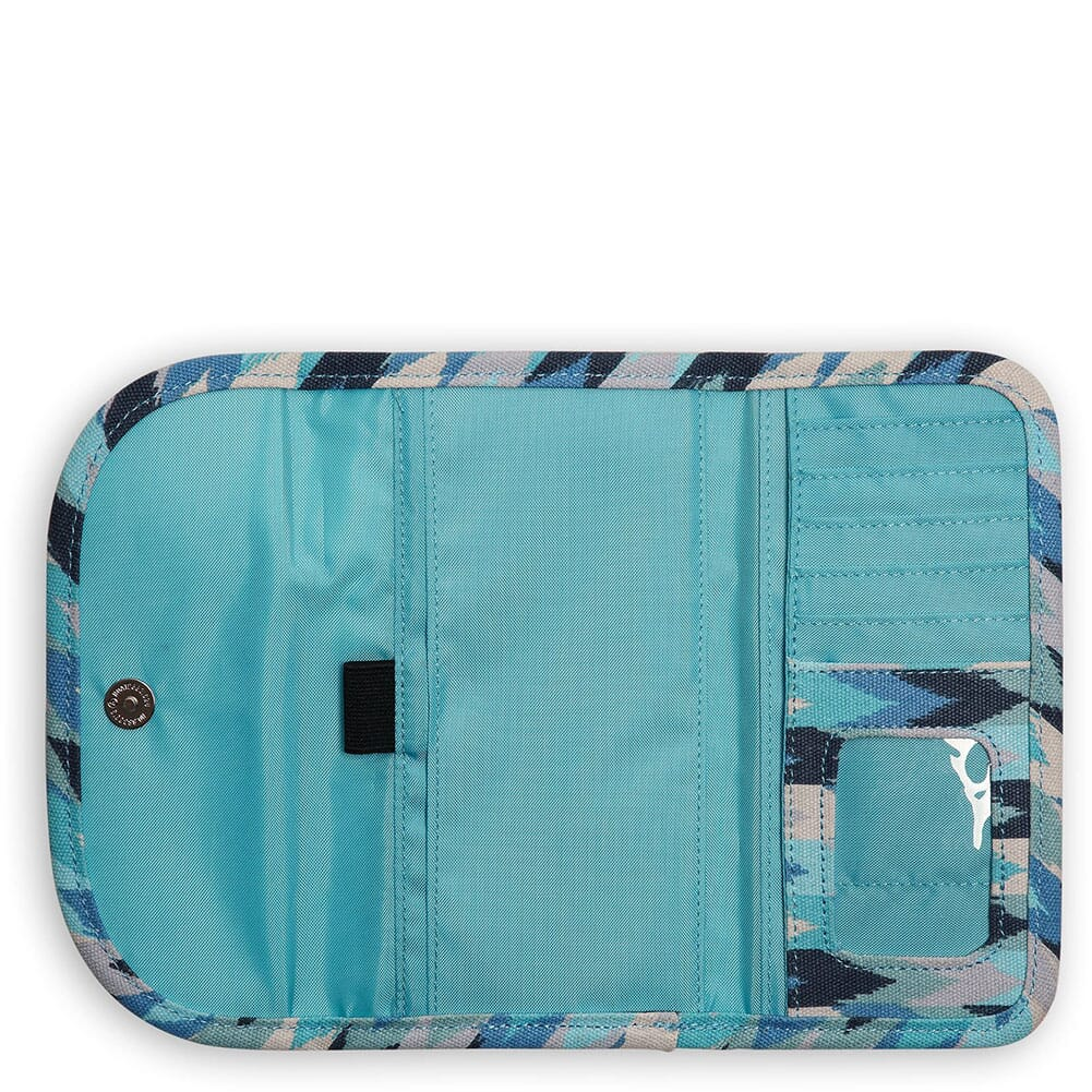 965-1383 Kavu Women's Big Spender Wallet - Blue Palette