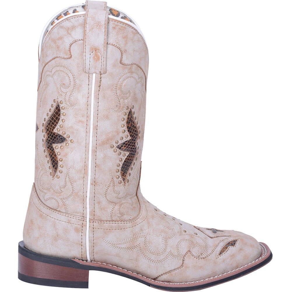 5711 Laredo Women's Spellbound Western Boots - Off White