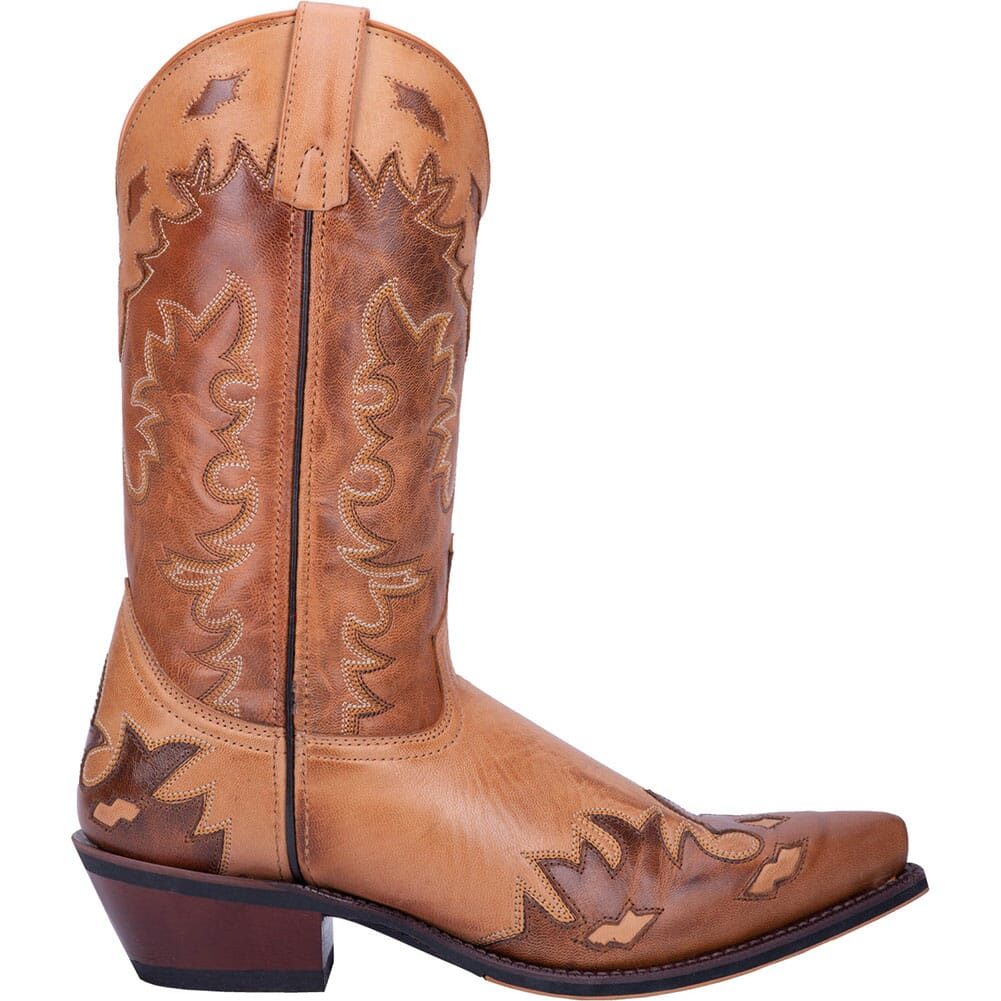 Laredo Men's Nash Western Boots - Antique Brown