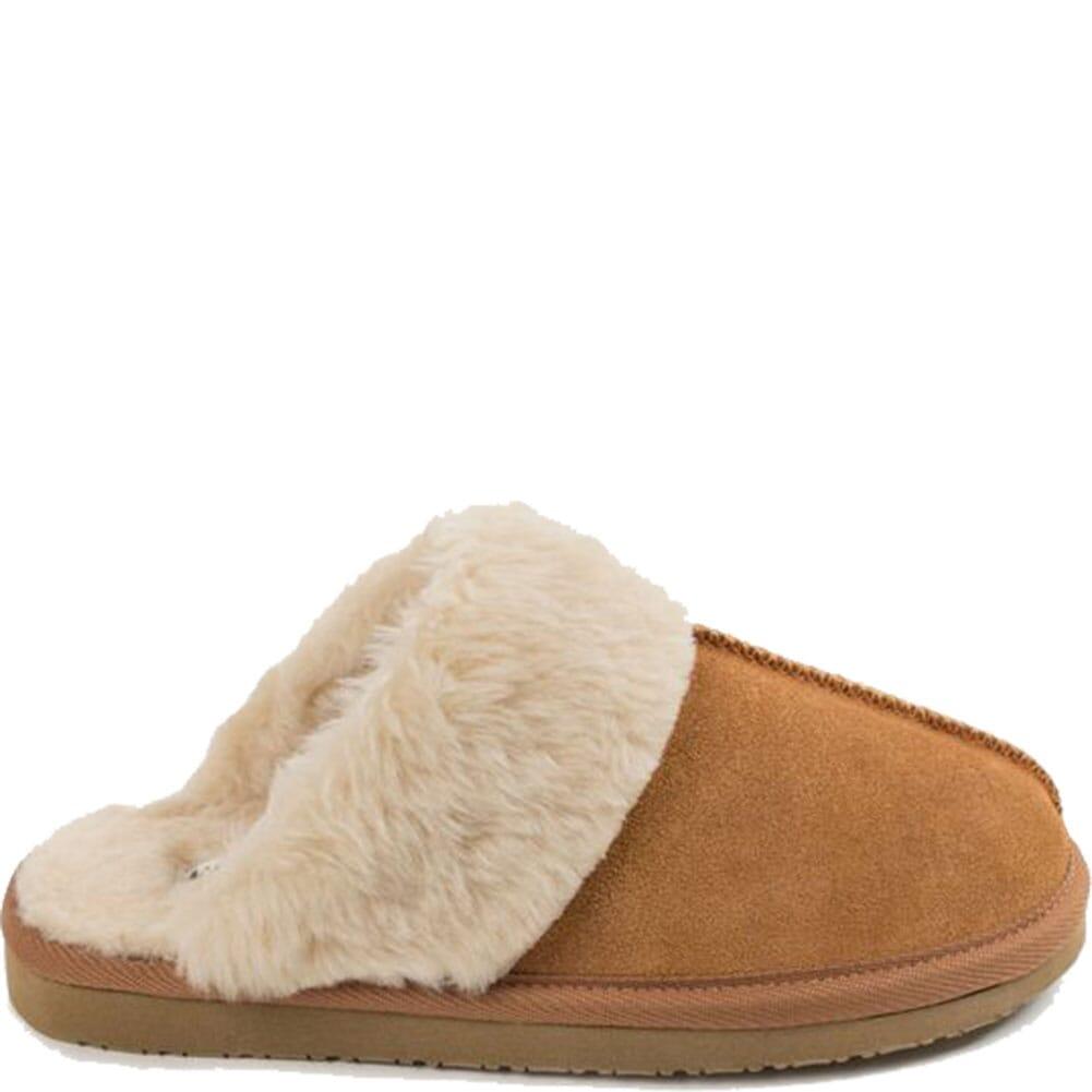 40881 Minnetonka Women's Chesney Moccasin Slippers - Cinnamon