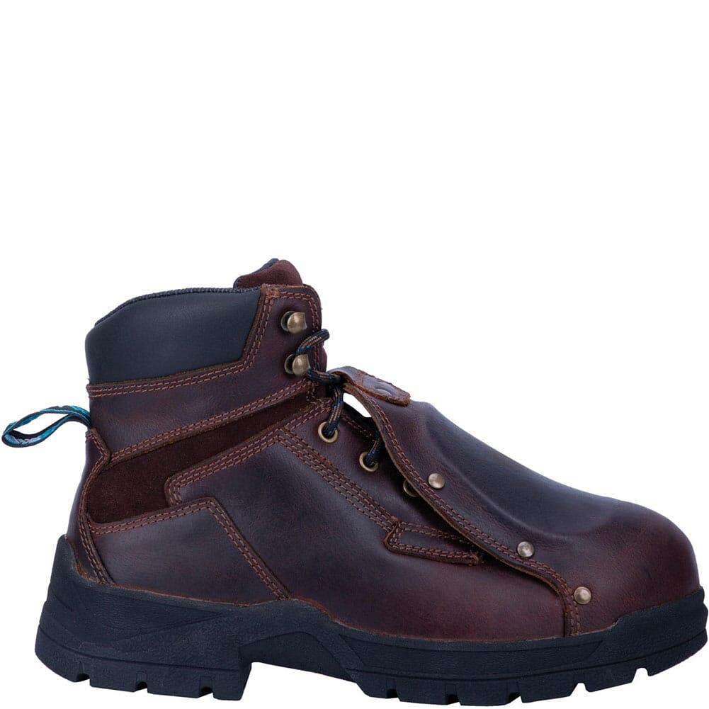 McRae Men's Hercules Met Guard Safety Boots - Brown