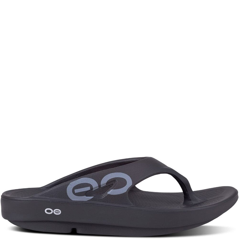 OOFOS Unisex OOriginal Sport Sandals - Black