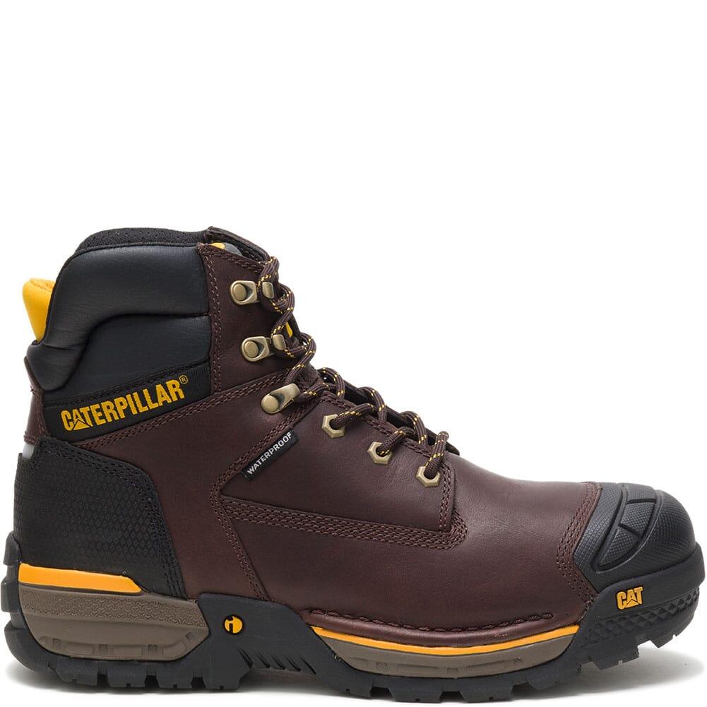 51020 Caterpillar Men's Excavator LT Waterproof Work Boots - Espresso